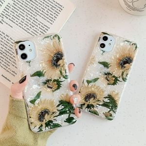 Iphone 12, 12 Pro, 12 Pro Max Case Floral Shell